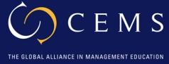 Die Universität St.Gallen ist Mitglied des CEMS Netzwerkes