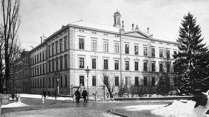 Geschichtsstunde: Alice Scheitlin – erste Absolventin der Handelsakademie