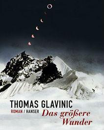 """Cover Buchumschlag """"Das grössere Wunder"""""""